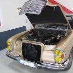 Vehicule Collection Biarritz Cforcar Mercedes 280sel W108 30