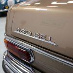 Vehicule Collection Biarritz Cforcar Mercedes 280sel W108 34