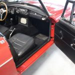 Vehicule Collection Biarritz Cforcar Mg Mgb Rouge 18