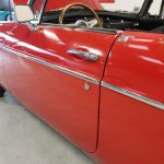 Vehicule Collection Biarritz Cforcar Mg Mgb Rouge 30
