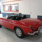 Vehicule Collection Biarritz Cforcar Mg Mgb Rouge 4
