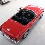 Vehicule Collection Biarritz Cforcar Mg Mgb Rouge 6