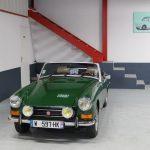 Vehicule Collection Biarritz Cforcar Mg Midget 1500 1