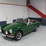 Vehicule Collection Biarritz Cforcar Mg Midget 1500 2