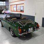 Vehicule Collection Biarritz Cforcar Mg Midget 1500 4
