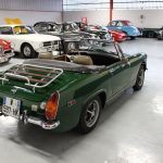 Vehicule Collection Biarritz Cforcar Mg Midget 1500 6