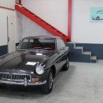 Vehicule Collection Biarritz Cforcar Mgb Gt Grey 3