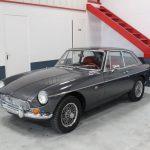 Vehicule Collection Biarritz Cforcar Mgb Gt Grey 4