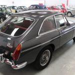 Vehicule Collection Biarritz Cforcar Mgb Gt Grey 9