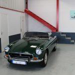 Vehicule Collection Biarritz Cforcar Mgb Roadster Brg 1