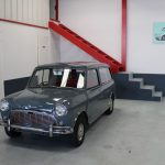 Vehicule Collection Biarritz Cforcar Morris Traveller 1