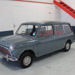 Vehicule Collection Biarritz Cforcar Morris Traveller 2