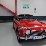 Vehicule Collection Biarritz Cforcar Tr250 Triumph 1
