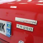 Vehicule Collection Biarritz Cforcar Tr250 Triumph 27