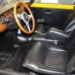 Vehicule Collection Biarritz Cforcar Triumph Spitfire 19