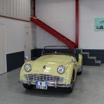 Vehicule Collection Biarritz Cforcar Triumph Tr3 Primerose 1
