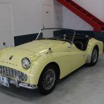 Vehicule Collection Biarritz Cforcar Triumph Tr3 Primerose 2