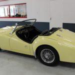 Vehicule Collection Biarritz Cforcar Triumph Tr3 Primerose 4
