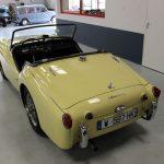 Vehicule Collection Biarritz Cforcar Triumph Tr3 Primerose 5