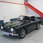 Vehicule Collection Biarritz Cforcar Triumph Tr5 Pi Brg 2