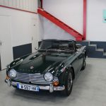 Vehicule Collection Biarritz Triumph Tr4a Irs 1