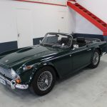 Vehicule Collection Biarritz Triumph Tr4a Irs 2