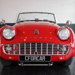 Vehicule Collection Cforcar Triumph Tr3 Overdrive 10