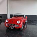 Vehicule Collection Cforcar Triumph Tr3 Overdrive 3