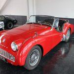 Vehicule Collection Cforcar Triumph Tr3 Overdrive 4