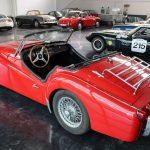 Vehicule Collection Cforcar Triumph Tr3 Overdrive 5