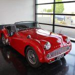 Vehicule Collection Cforcar Triumph Tr3 Overdrive 8