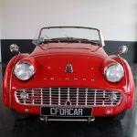 Vehicule Collection Cforcar Triumph Tr3 Overdrive 9