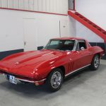 Vehicule Collection Chevrolet Corvette Stingray C2 2