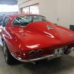 Vehicule Collection Chevrolet Corvette Stingray C2 5
