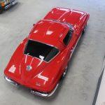 Vehicule Collection Chevrolet Corvette Stingray C2 6
