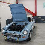 Vehicule Collection Mgb Fia Race Lmc 10