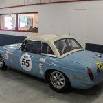 Vehicule Collection Mgb Fia Race Lmc 4