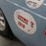 Vehicule Collection Mgb Fia Race Lmc 44