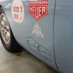 Vehicule Collection Mgb Fia Race Lmc 45