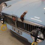 Vehicule Collection Mgb Fia Race Lmc 47