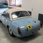 Vehicule Collection Mgb Fia Race Lmc 5