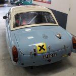 Vehicule Collection Mgb Fia Race Lmc 6