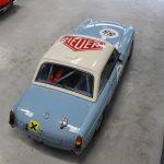 Vehicule Collection Mgb Fia Race Lmc 7