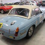 Vehicule Collection Mgb Fia Race Lmc 8