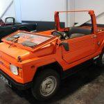 Voiture Ancienne Cforcar Fiat Moretti 4