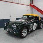 Voiture Ancienne Cforcar Lemans Peterauto Triumph Tr3 Castellet 2