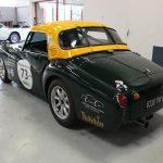 Voiture Ancienne Cforcar Lemans Peterauto Triumph Tr3 Castellet 5