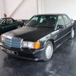Voiture Ancienne Cforcar Mercedes 190e25 3