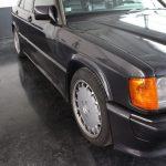 Voiture Ancienne Cforcar Mercedes 190e25 30