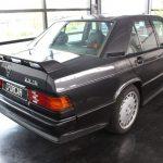 Voiture Ancienne Cforcar Mercedes 190e25 5
